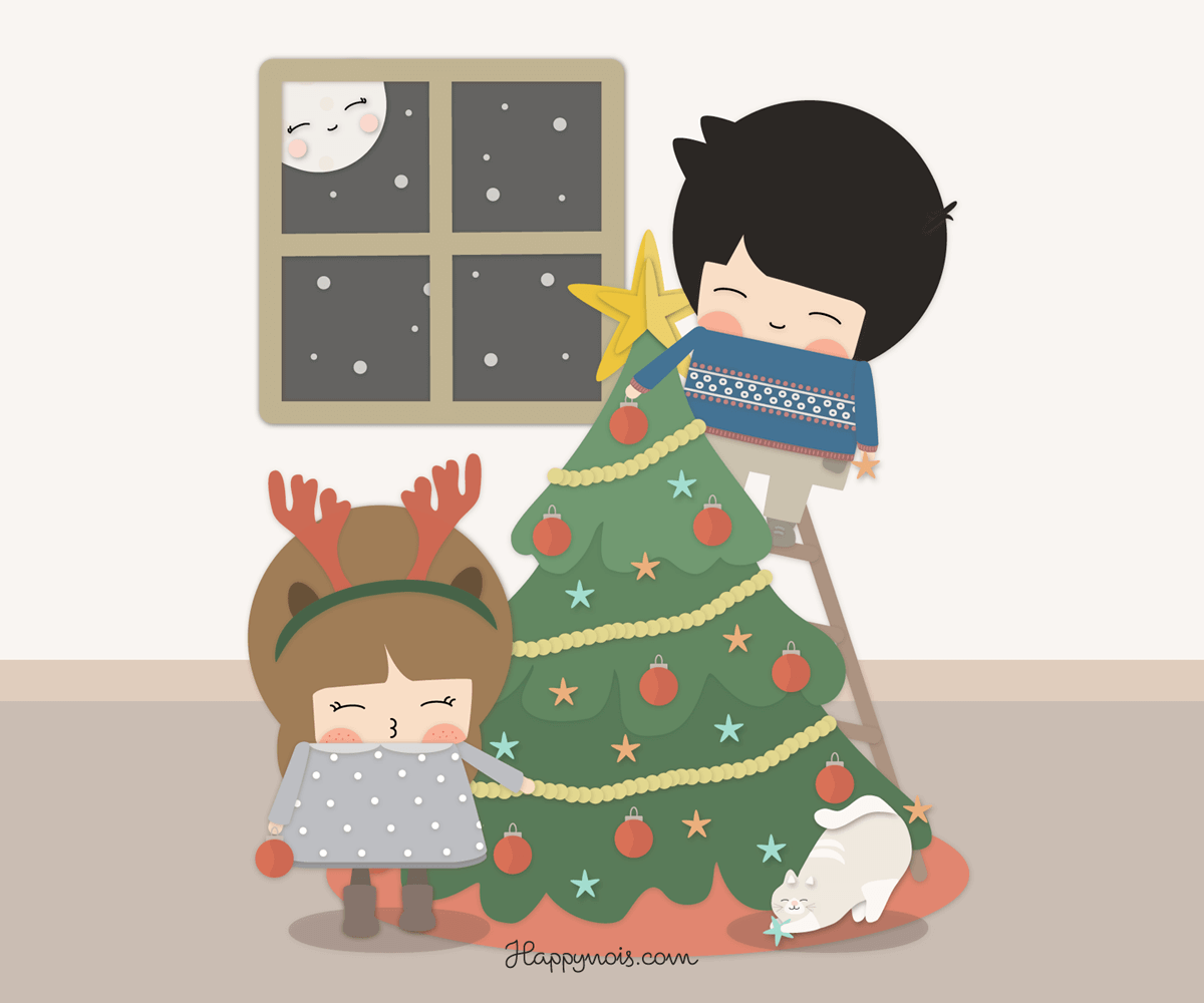 Happynois - Feliz Navidad
