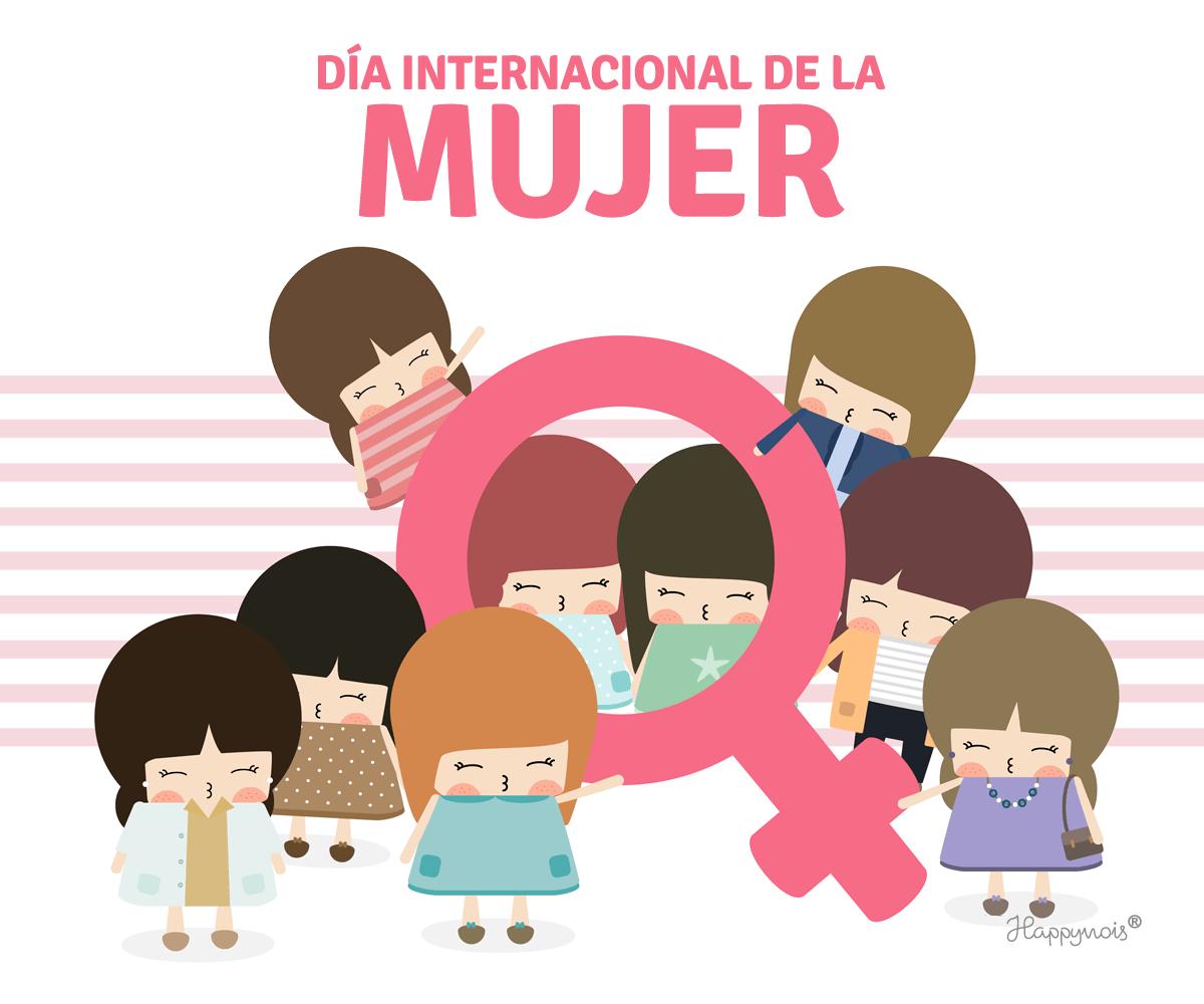 Happynois - Día de la mujer