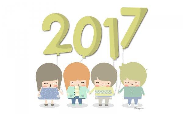 Feliz año bueno